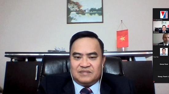 Kết nối doanh nghiệp sản xuất bao bì Việt Nam với nhà nhập khẩu Thổ Nhĩ Kỳ